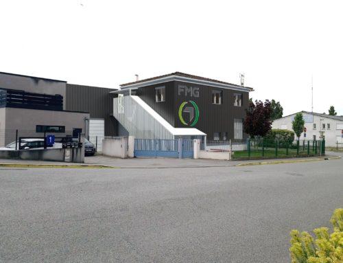 Nouveaux ! Extension et rénovation d'un bâtiment industriel
