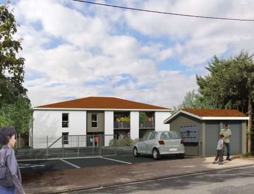 Lancement d'un nouveau projet de 14 appartements