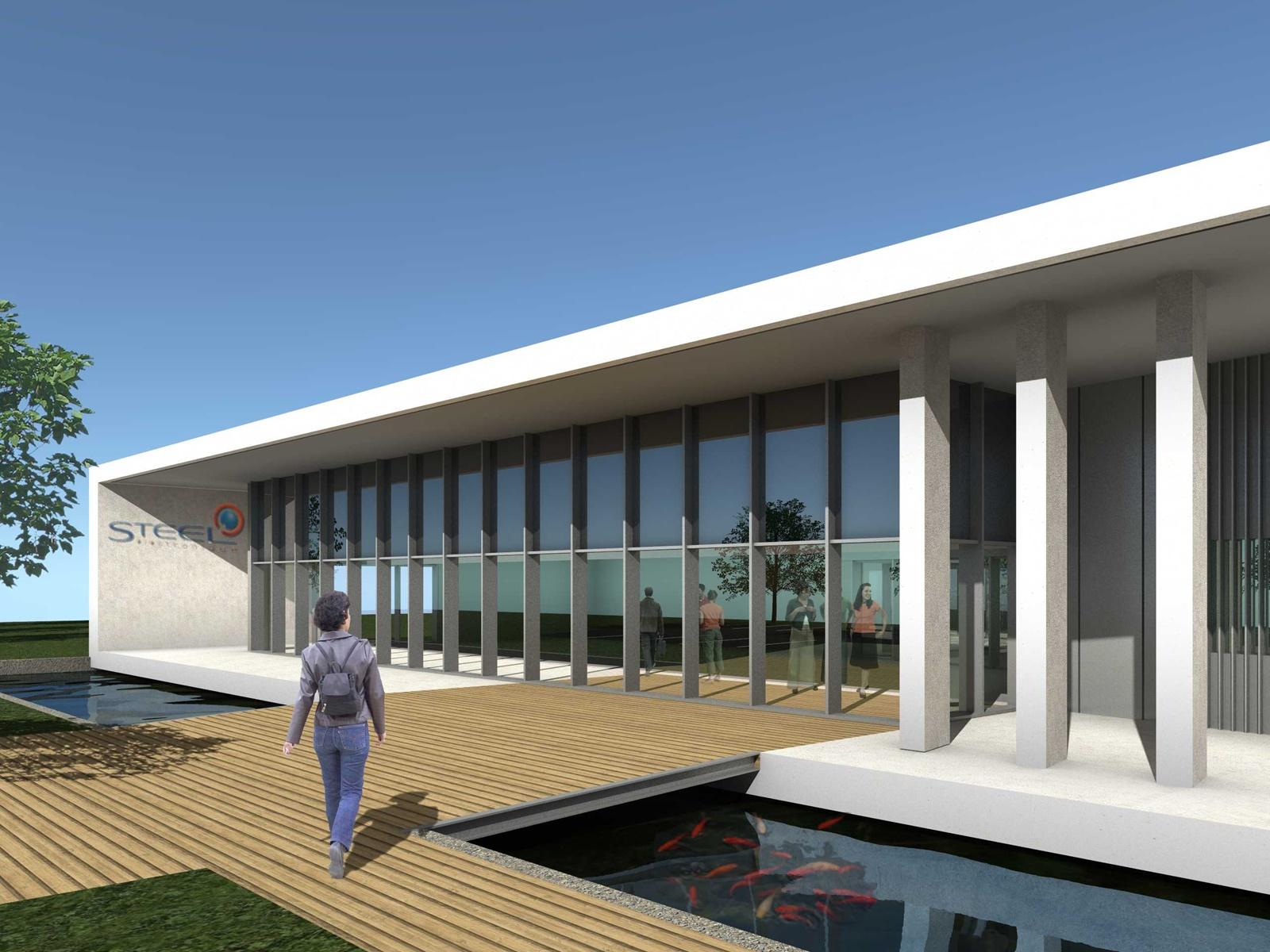 Rénovation et extension de bureaux à Martres Tolosane (31)